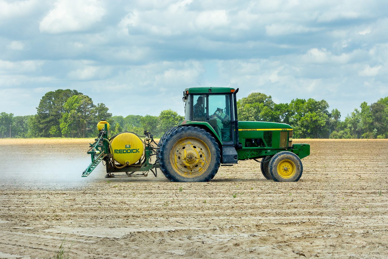 farm equipment dealer online advertising